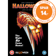 Produktbilde for Halloween (UK-import) (DVD)