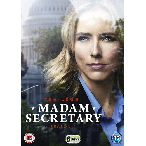Madam Secretary - Sesong 4 (UK-import) (DVD)