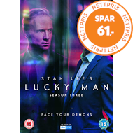 Produktbilde for Lucky Man - Sesong 3 (UK-import) (DVD)