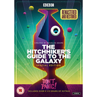 Produktbilde for The Hitchhiker's Guide To The Galaxy: The Complete Series (UK-import) (DVD)