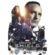 Marvel's Agents Of S.H.I.E.L.D. - Sesong 5 (UK-import) (DVD)