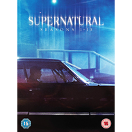 Supernatural - Sesong 1-13 (UK-import) (DVD)