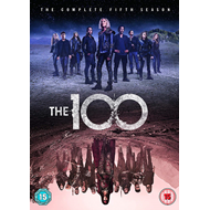 The 100 - Sesong 5 (UK-import) (DVD)