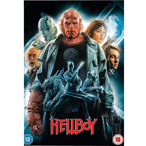Hellboy (UK-import) (DVD)
