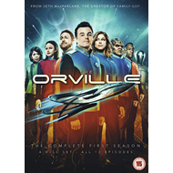 The Orville - Sesong 1 (UK-import) (DVD)