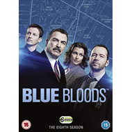 Blue Bloods - Sesong 8 (UK-import) (DVD)