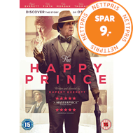 Produktbilde for The Happy Prince (UK-import) (DVD)