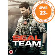 SEAL Team - Sesong 1 (UK-import) (DVD)