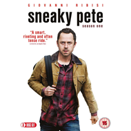 Sneaky Pete - Sesong 1 (UK-import) (DVD)