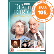 Produktbilde for Waiting For God - The Complete Collection (UK-import) (DVD)