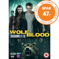 Produktbilde for Wolfblood - Sesong 1-5 (UK-import) (DVD)