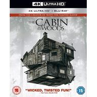 The Cabin In The Woods (UK-import) (4K Ultra HD + Blu-ray)