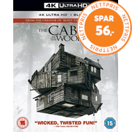 Produktbilde for The Cabin In The Woods (UK-import) (4K Ultra HD + Blu-ray)
