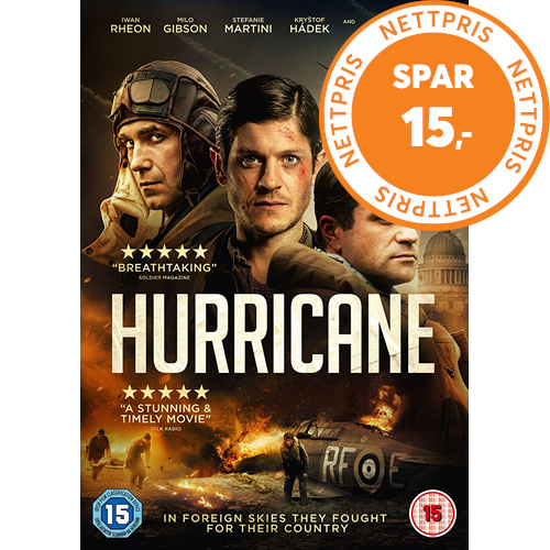 Hurricane (UK-import) (DVD)