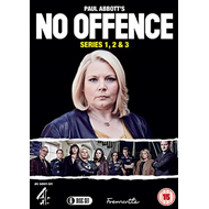 Produktbilde for No Offence - Sesong 1-3 (UK-import) (DVD)