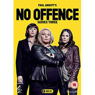 Produktbilde for No Offence - Sesong 3 (UK-import) (DVD)