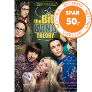 The Big Bang Theory - Sesong 12 (DVD)