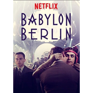 Produktbilde for Babylon Berlin - Sesong 3 (DVD)