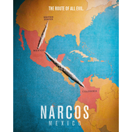 Narcos: Mexico - Sesong 1 (DVD)
