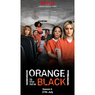 Produktbilde for Orange Is The New Black - Sesong 6 (DVD)