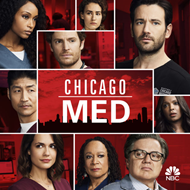 Produktbilde for Chicago Med - Sesong 3 (DVD)