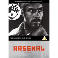 Produktbilde for Arsenal (UK-import) (DVD)