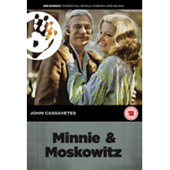 Produktbilde for Minnie And Moskowitz (UK-import) (DVD)