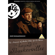 Produktbilde for Sherlock Holmes: The Hound Of The Baskervilles (UK-import) (DVD)