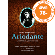 Produktbilde for Ariodante: English National Opera (Bolton) (UK-import) (DVD)