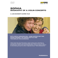 Produktbilde for Sophia - Biography Of A Violin Concerto (UK-import) (DVD)