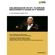 Produktbilde for Celibidache In St. Florian: Bruckner's Mass In F Minor (UK-import) (DVD)