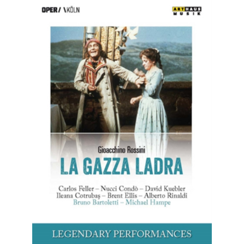 La Gazza Ladra: Cologne Opera (Bartoletti) (UK-import) (DVD)