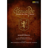 Produktbilde for Gesualdo - Death For Five Voices (UK-import) (DVD)