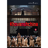 Produktbilde for Mussorgsky: Khovanschina (UK-import) (DVD)