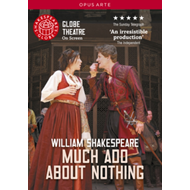 Produktbilde for Much Ado About Nothing: Globe Theatre (UK-import) (DVD)