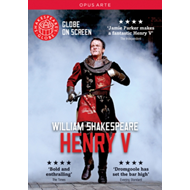 Produktbilde for Henry V: Shakespeare's Globe (UK-import) (DVD)
