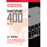 Globe Collection - Shakespeare 400 1616-2016 (UK-import) (DVD)