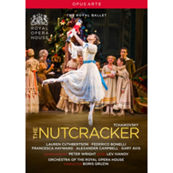 Produktbilde for The Nutcracker: The Royal Ballet (Gruzin) (UK-import) (DVD)