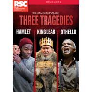 Shakespeare: Three Tragedies (UK-import) (DVD)