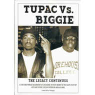 Tupac Vs Biggie: The Legacy Continues (UK-import) (DVD)