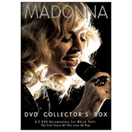 Madonna: Collectors Box (UK-import) (DVD)