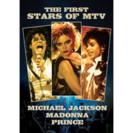 First Stars Of MTV (UK-import) (DVD)