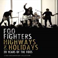 Foo Fighters: Highways And Holidays (UK-import) (DVD)