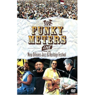 Funky Meters: Live From The New Orleans Jazz And Heritage... (UK-import) (DVD)