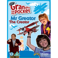 Grandpa In My Pocket: Mr Greator, The Creator (UK-import) (DVD)