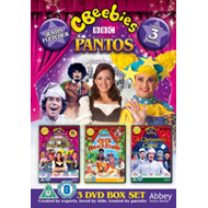 Cbeebies Panto: Collection (UK-import) (DVD)