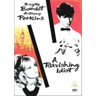 Produktbilde for A Ravishing Idiot (UK-import) (DVD)
