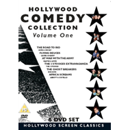 Hollywood Comedy Collection: Volume 1 (UK-import) (DVD)