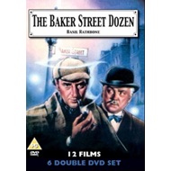 Produktbilde for Sherlock Holmes: The Baker Street Dozen (UK-import) (DVD)