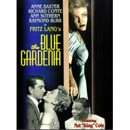 Produktbilde for The Blue Gardenia (UK-import) (DVD)
